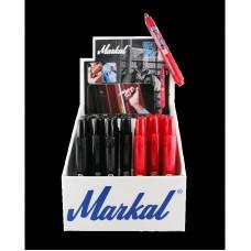 Набор маркеров с удлиненным тонким наконечником Markal Dura-Ink 5 Display 44 шт, 199010