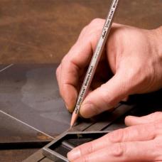 Набор карандашей сварщика Markal Welder Pencil RETAIL PACK, 3* Серебро 22220