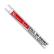Маркер - карандаш с твердой краской для маркировки на металле Markal Lacquer-Stik, Белый 51120
