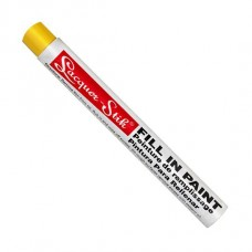 Маркер - карандаш с твердой краской для маркировки на металле Markal Lacquer-Stik, Желтый  51121
