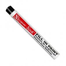 Маркер - карандаш с твердой краской для маркировки на металле Markal Lacquer-Stik, Черный 51123