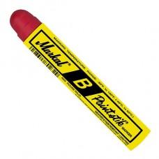 Универсальный маркер Markal B Paintstik Красный 80222