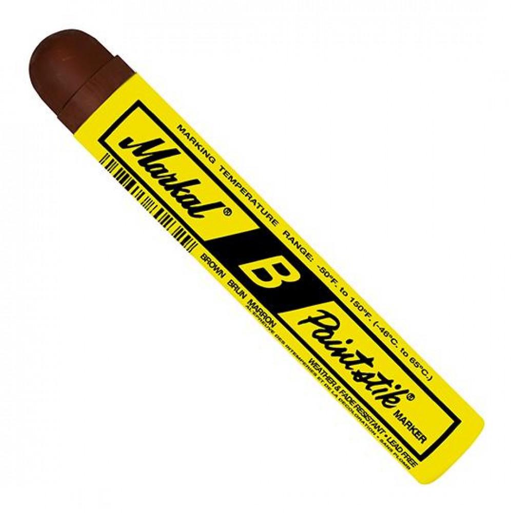 Универсальный маркер Markal B Paintstik Коричневый 80229