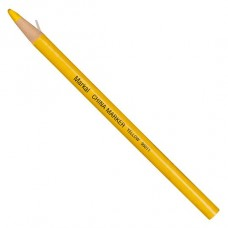 Карандаш в бумажной обертке Markal China Marker, Желтый 96011