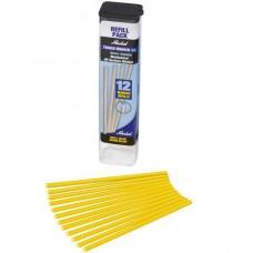 Универсальный многоразовый маркер для временной маркировки Markal Trades-Marker WS Starter Pack, Желтый 96191