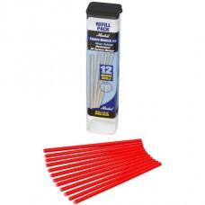 Универсальный многоразовый маркер для временной маркировки Markal Trades-Marker WS Starter Pack, Красный 96193